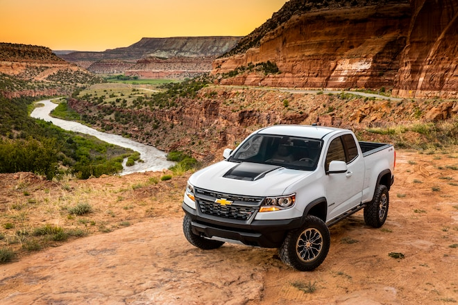 2017 Chevy Colorado ZR2: Is This The High-Performance Midsize 4x4 Truck You've Been Waiting For?
