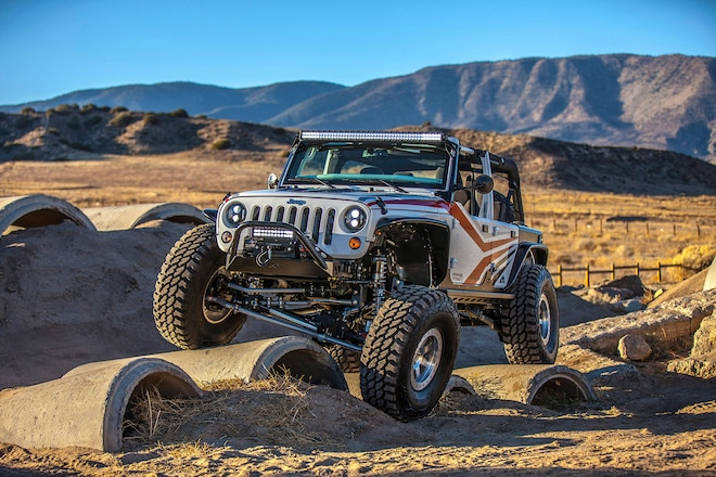 Ultimate Jeep Wrangler JK Parts Guide