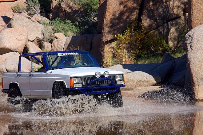 New-Style Radiator Cools Older XJ Cherokee