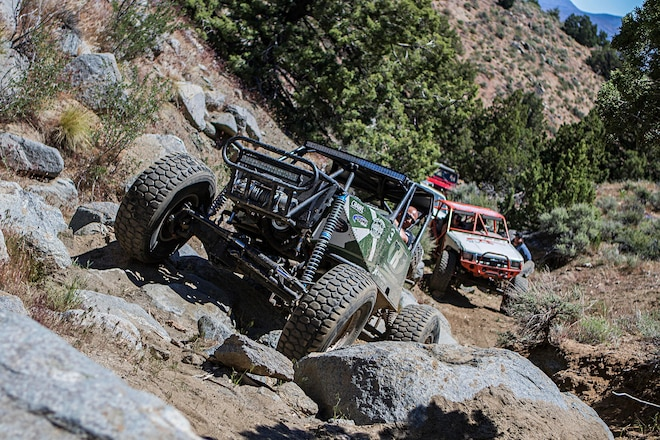 Boondoggle Trail: Does Your Rig Have What It Takes to Get Through This Boulder-Strewn Canyon?