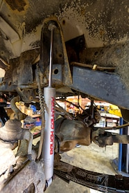 006 1993 jeep wrangler yj 25 rough country lift milestar patagonia mt