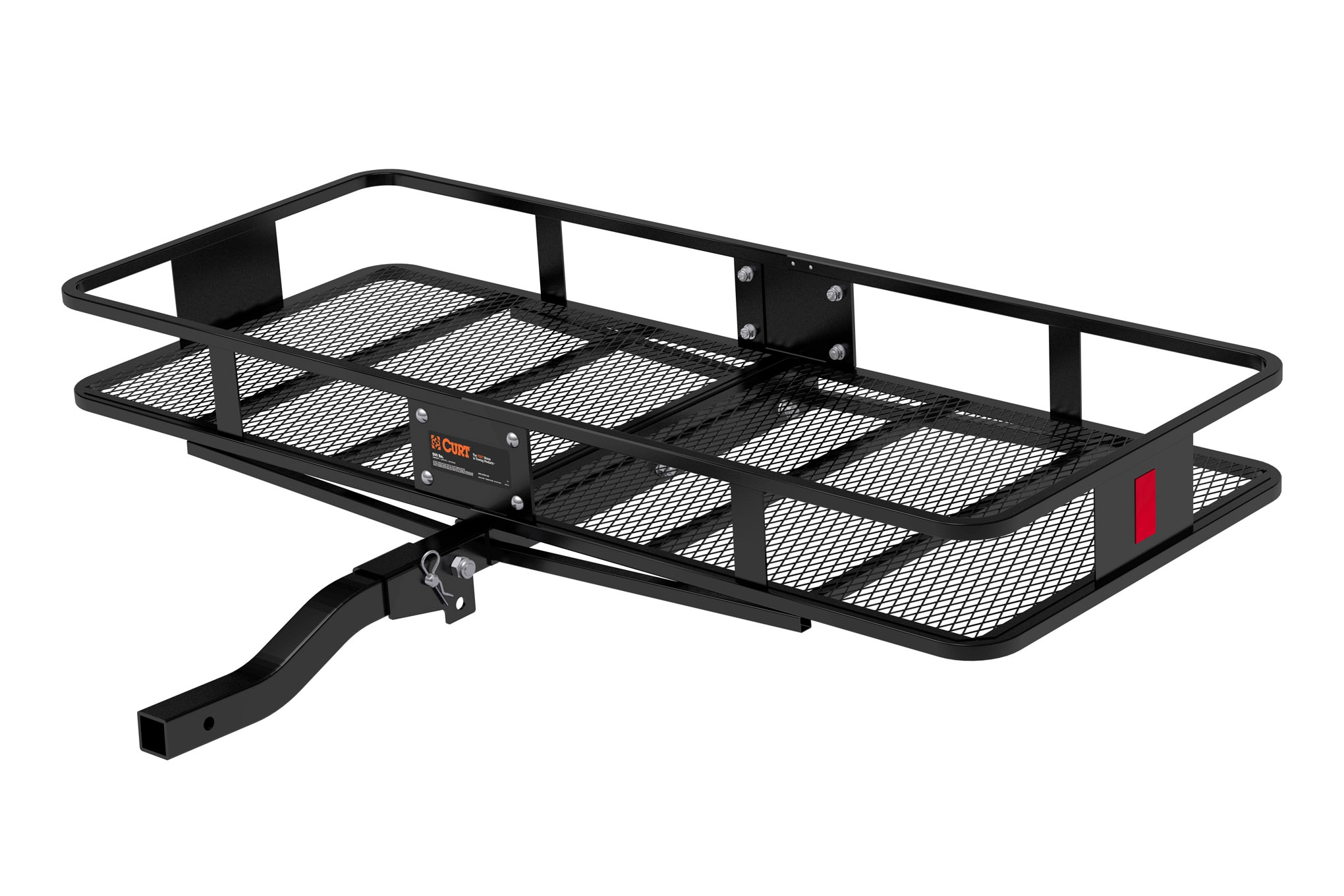 Four Wheeler Cargo Guide Curt Mfg Basket Style Carrier Photo 228729485