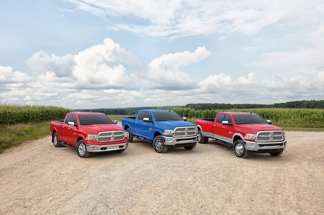 Ram Launches 2018 Harvest Edition Pickup