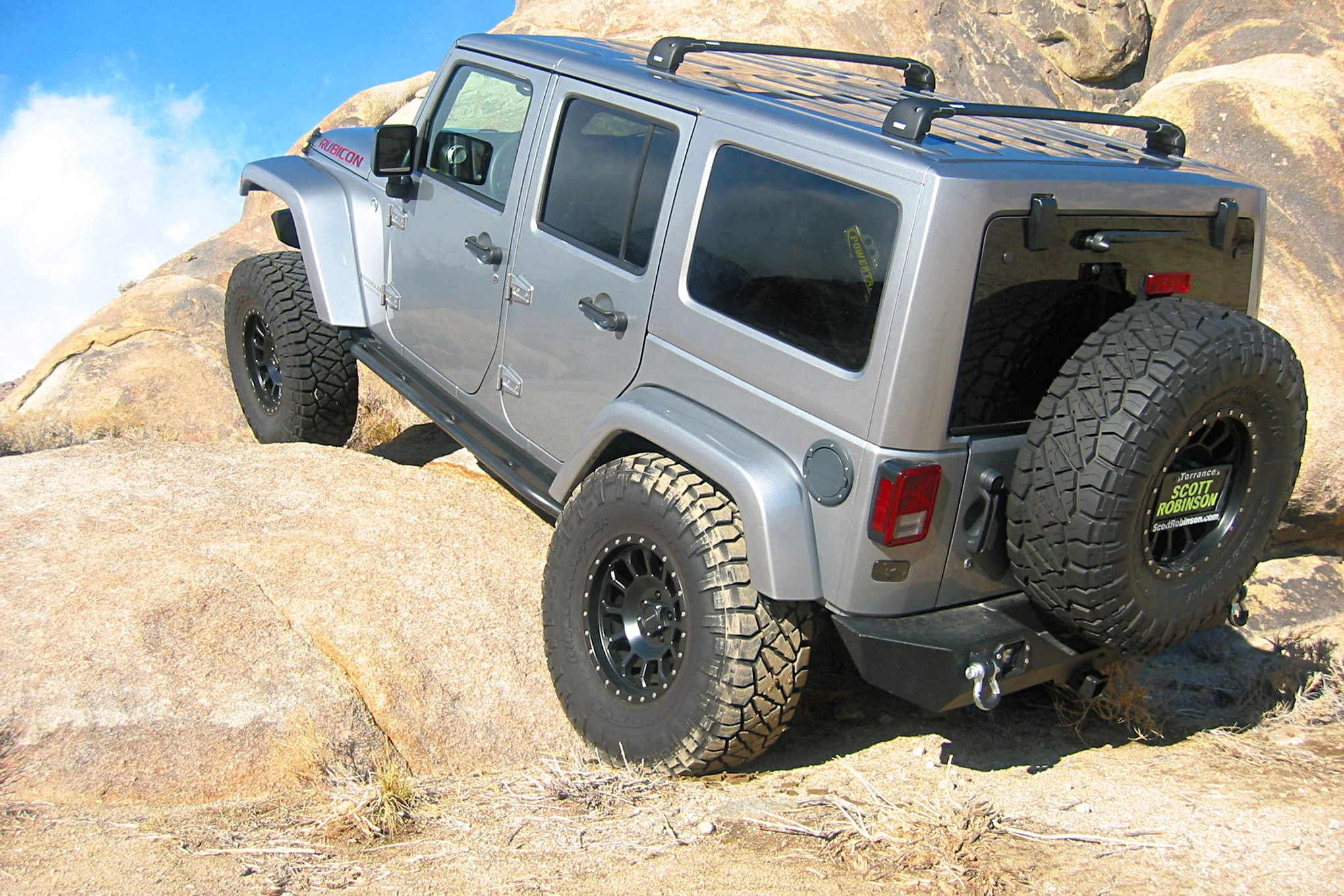 Parts Rack: Cool New Products For Your 4x4