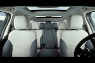 2018 land rover discovery svx concept interior seating