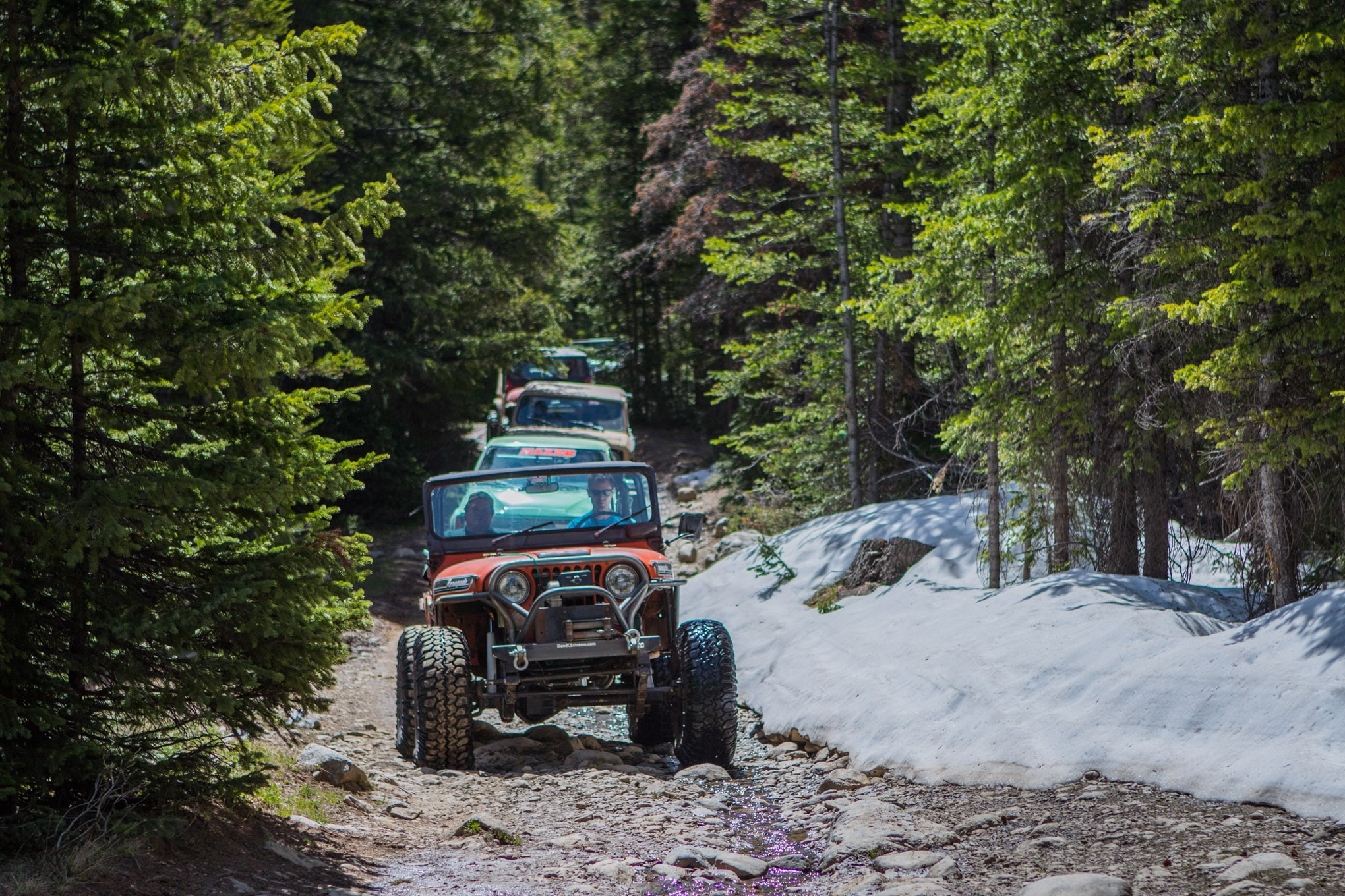 Winter Wheeling in June? Opening Holy Cross In Colorado's High Country