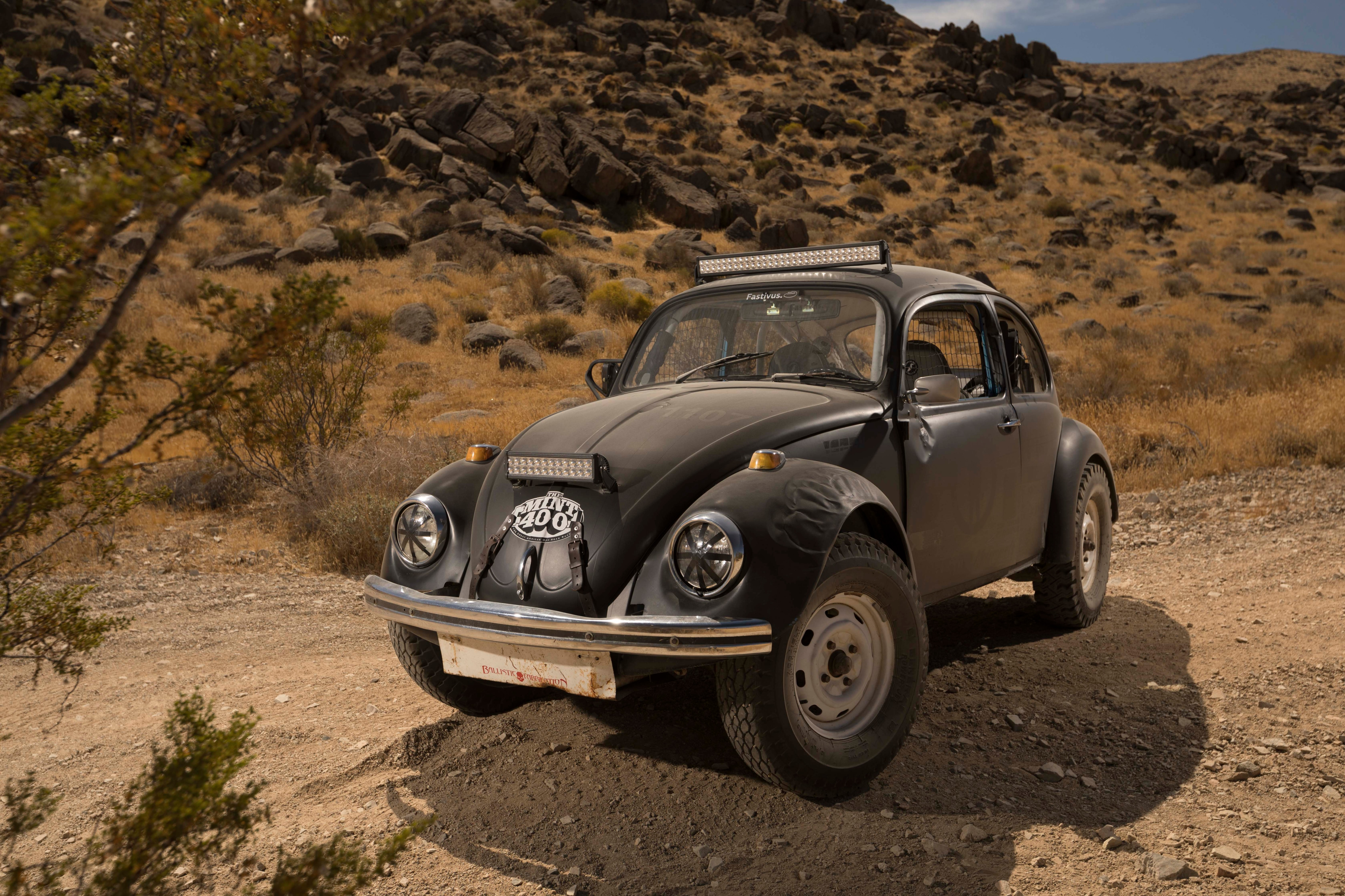 Who is Celebrating 50 Years? Volkswagen and the SCORE Baja 1000