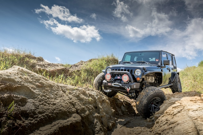 Travel & Flare: Keeping a Low COG With EVO JK Fenders