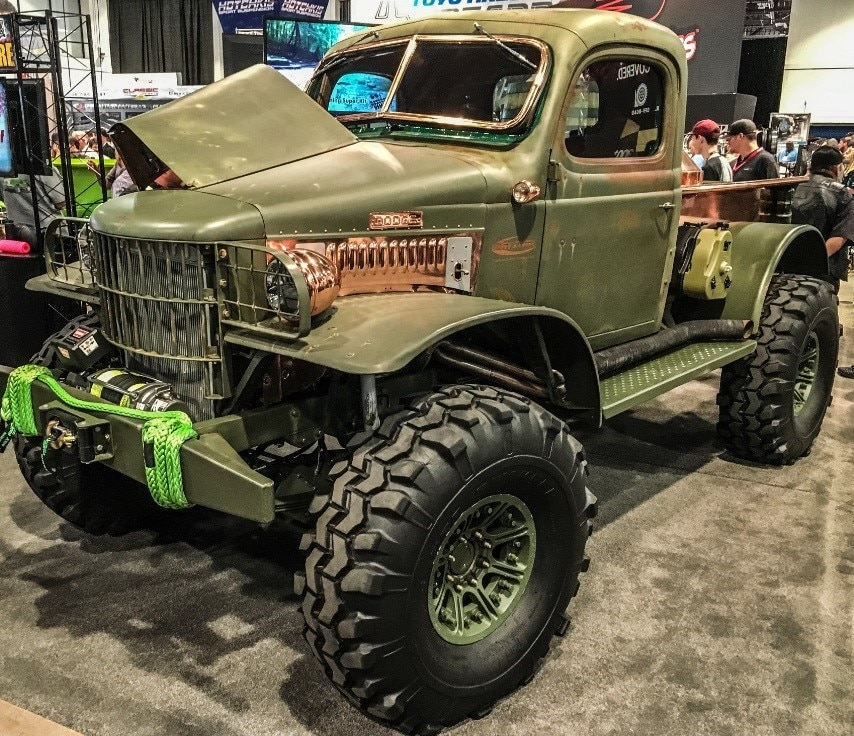 "Transamerican Auto Parts Returns to SEMA with ""Life is Better Off-Road"" Builder Award"