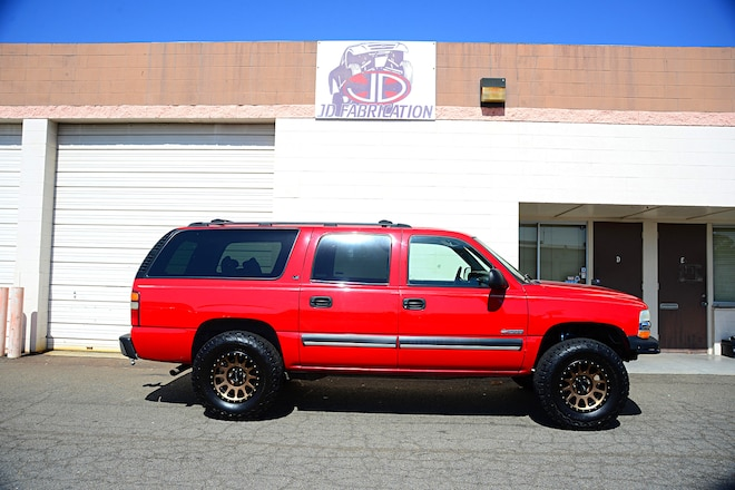Leveling a '00-'06 Chevy Suburban with a Mid-Travel Suspension Kit