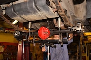 002 currie rockjock 44 front and rear axles jeep cherokee xj install