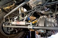 Jeep Wrangler JK PSC Hydro-assist steering upgrade
