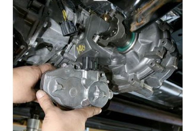Nuts & Bolts: Overheating Transfer Case