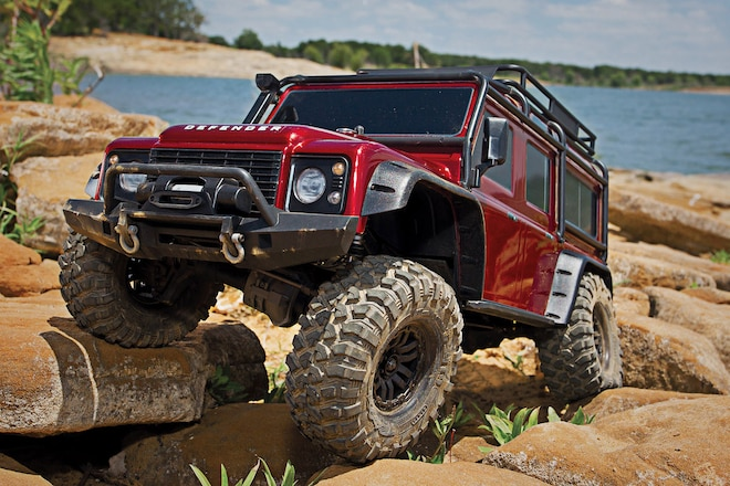 Traxxas Launches Licensed Trail Rig With New TRX-4
