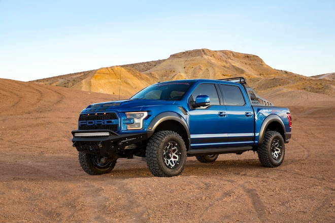 Shelby Raptor Available Once More