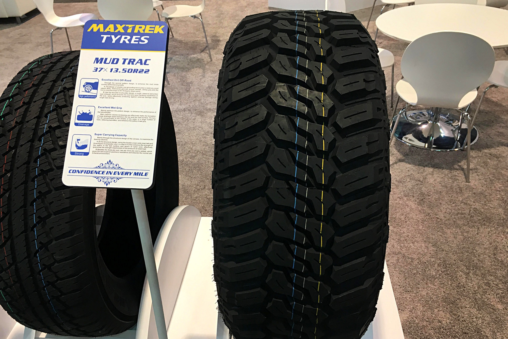 sema off brand off road tires 23