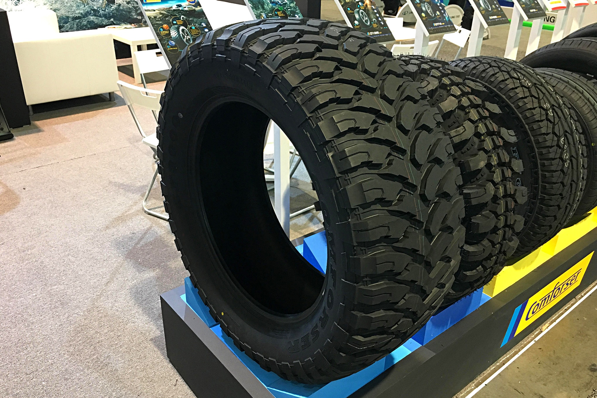 sema off brand off road tires 2