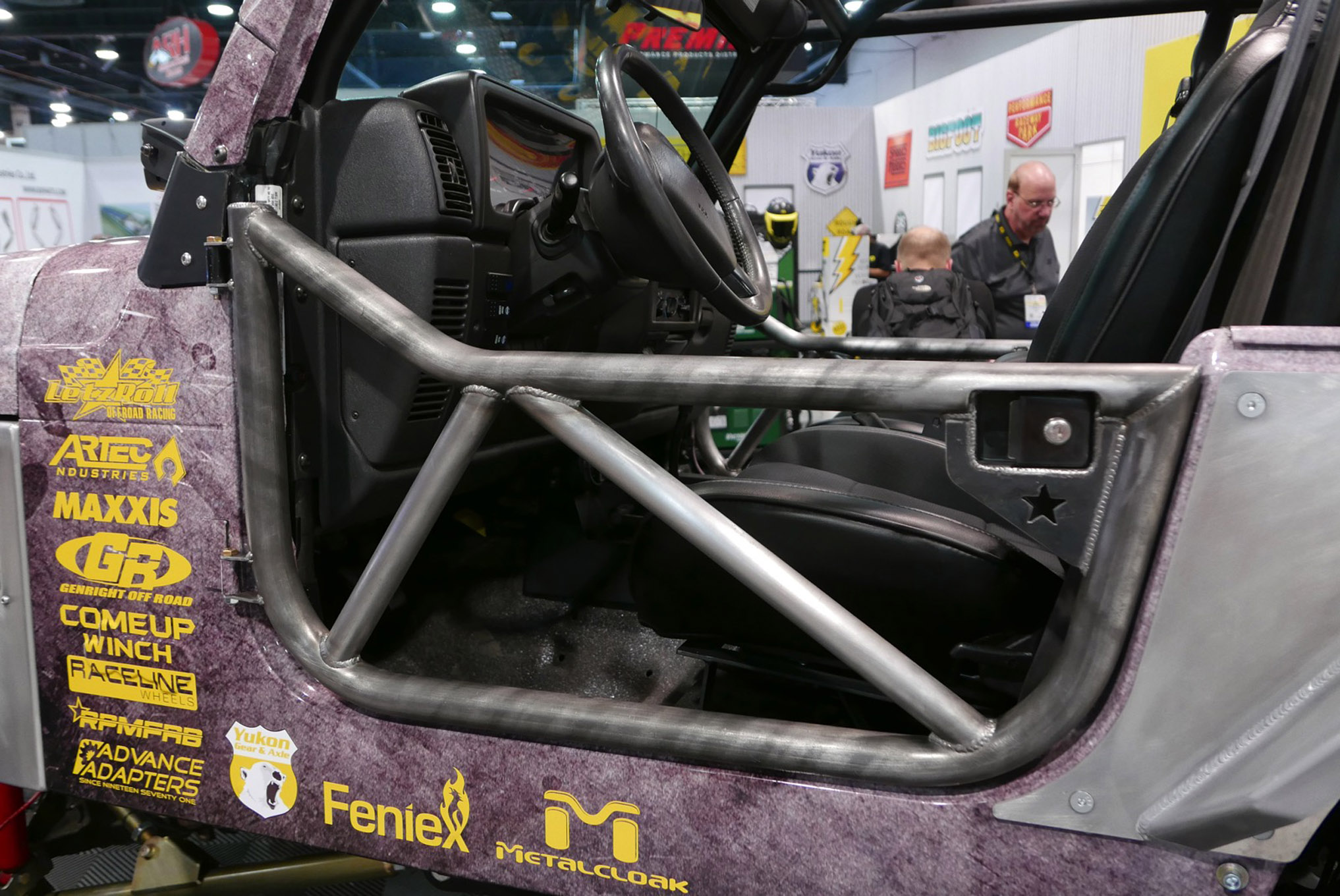 088 sema 2017 day 1 south upper hall gallery photos