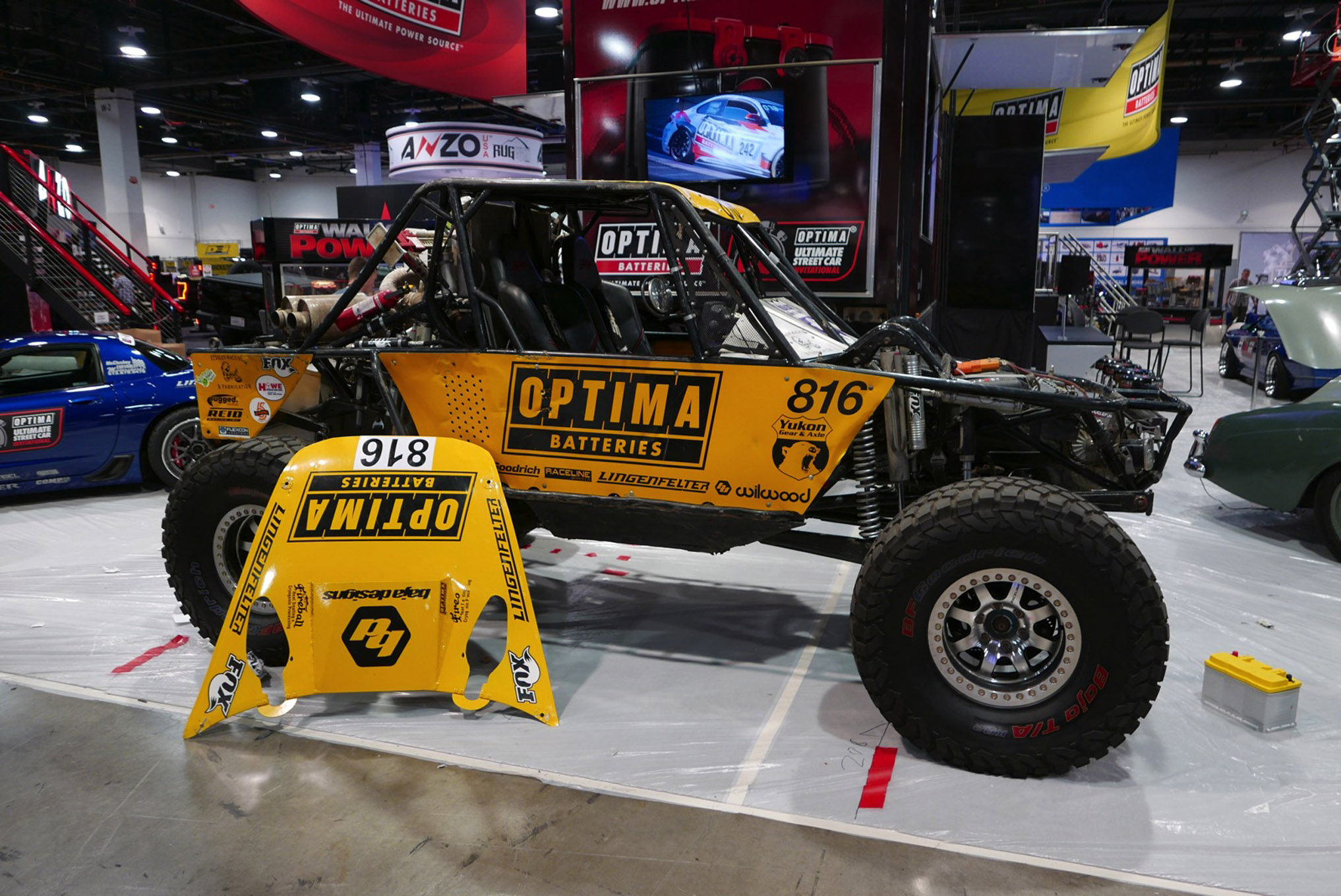 081 sema 2017 day 1 south upper hall gallery photos