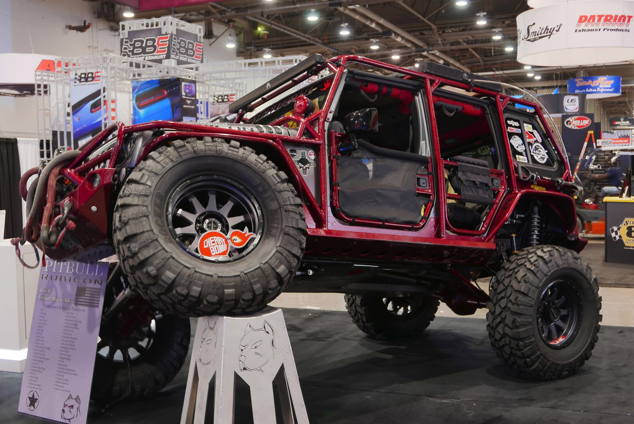 079 sema 2017 day 1 south upper hall gallery photos