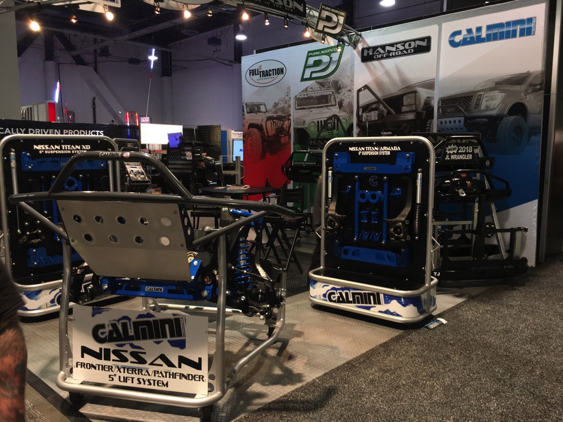 068 sema 2017 day 1 south upper hall gallery photos