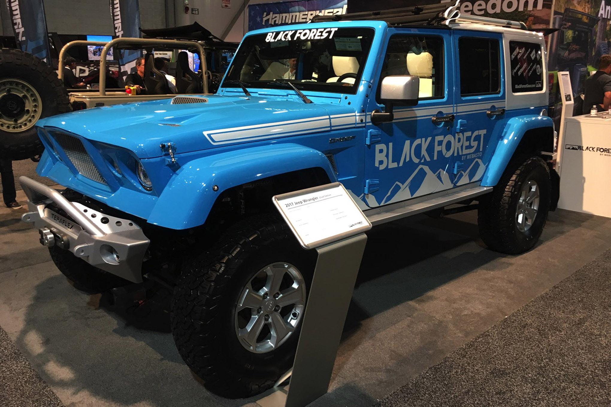 sema 2017 jeep gallery 5