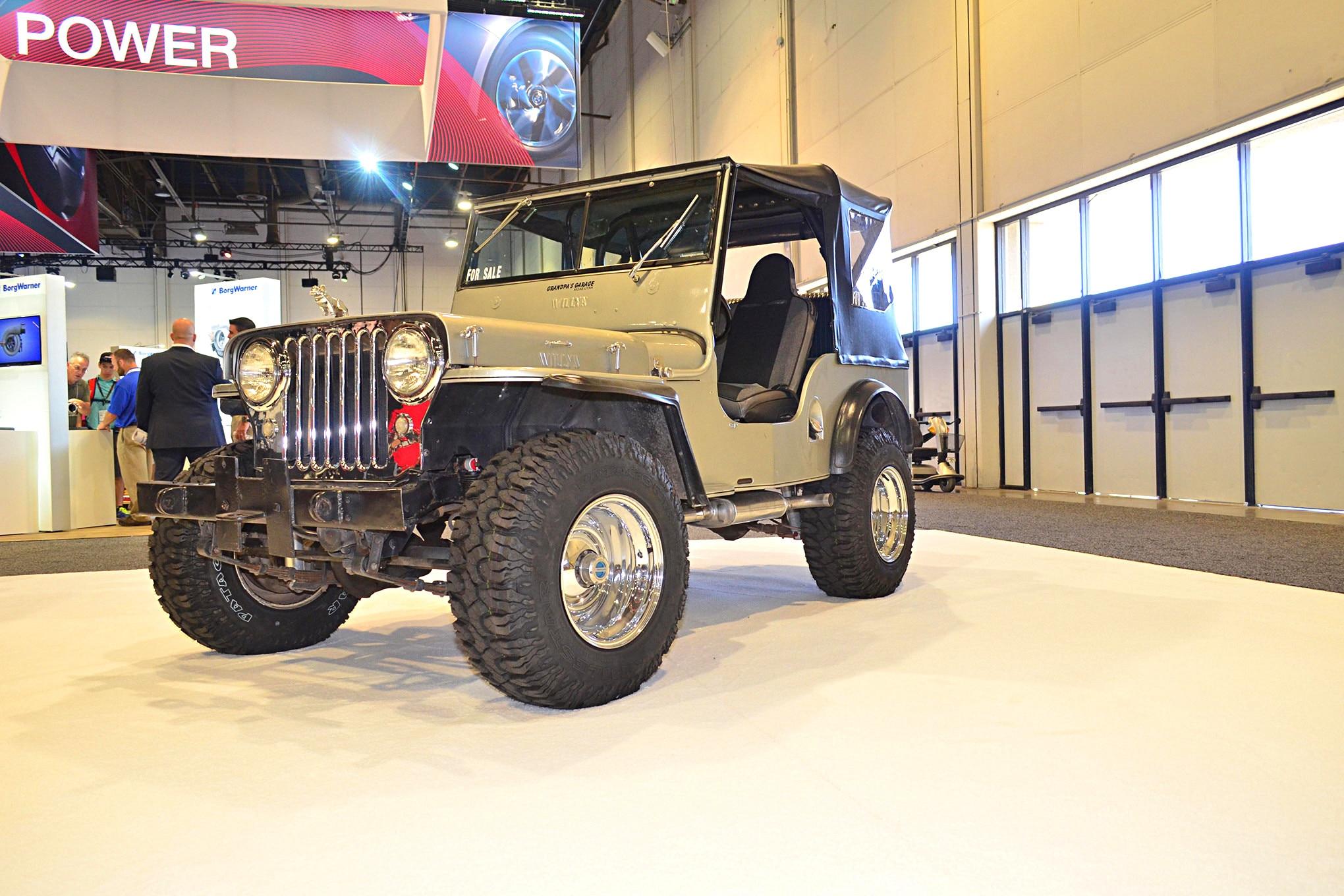 014 vintage jeeps sema 2017.JPG