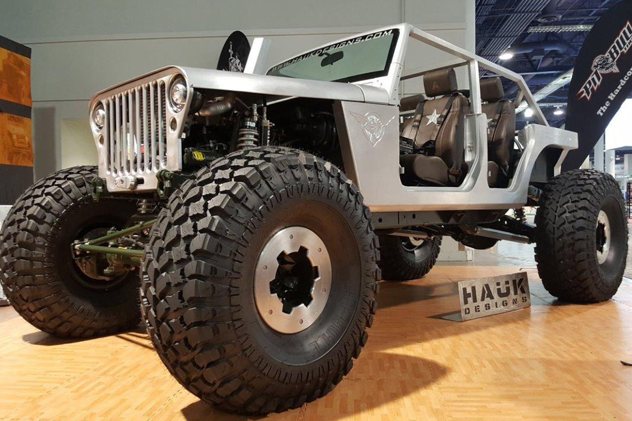 top ten jeeps of sema 2017 2