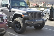 2018 jeep wrangler unlimited rubicon front view angle in colorado