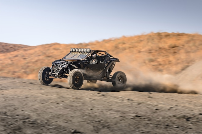 2017 Can Am Maverick X3 Beauty And The Beast