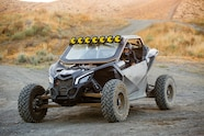 018 wolfpack motorsports can am x3 kchilites fuel offroad fox driver front three quarter