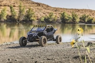 017 wolfpack motorsports can am x3 kchilites fuel offroad fox static front three quarter