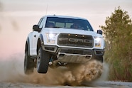 001 future 4x4s 2017 ford f150 raptor flying