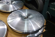 jeep wheel science aluminum biller ready for forge