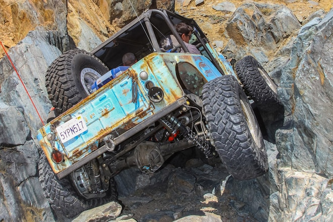 Ultimate Dana 60s for the Ultimate Adventure UACJ-6D Jeep Build