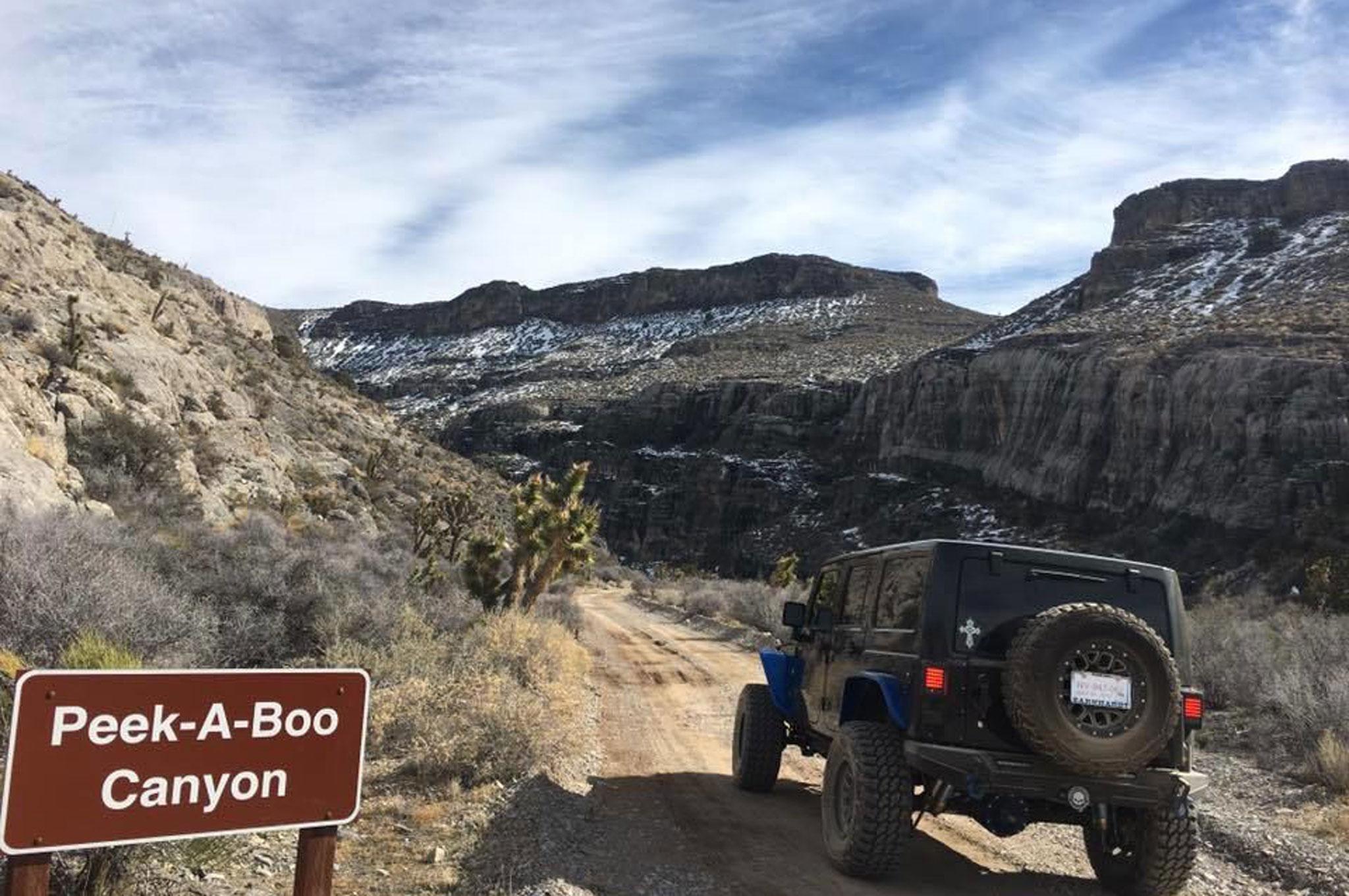 Thanksgiving Mormon Well Road Las Vegas