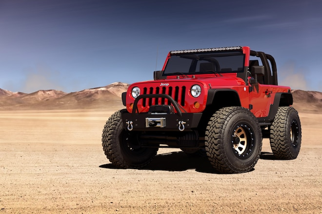 Week To Wheelin': The Ultimate Project Jeep Build