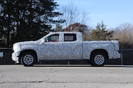 2019 chevrolet silverado 1500 spied exterior side profile