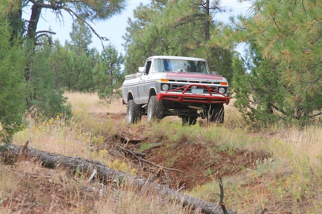 Meandering The Mogollon: Exploring The Backbone Of Arizona