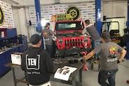 week to wheeling jeep build