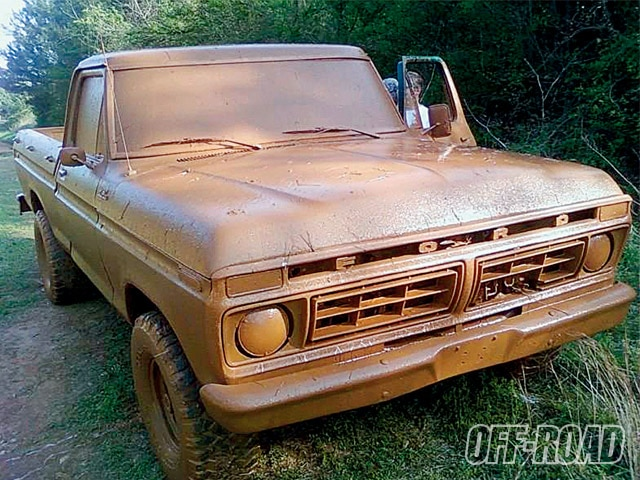 0909or 06 z+off road rides+1977 ford f150