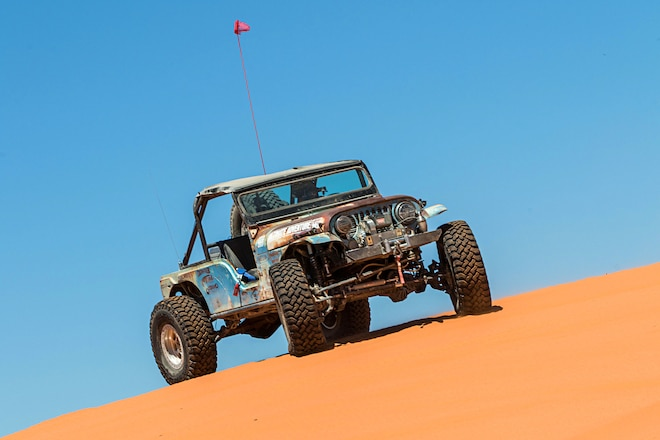 Wrapping Up the Ultimate Adventure UACJ-6D Jeep Build