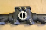 09 bd exhaust manifold wastegate port