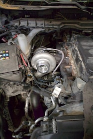 12 borg warner s467 turbo 2014 cummins