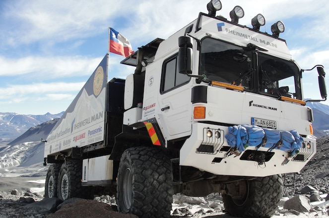 Off-road Expedition Constructs Refuge Huts During Attempt At High Altitude Driving World Record