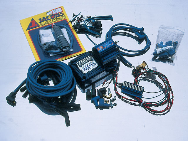 jacobs electronics ignition system on a 1997 dodge truck - nine great parts  you can install