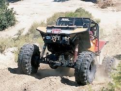 2002 Top Truck Challenge Hillclimb
