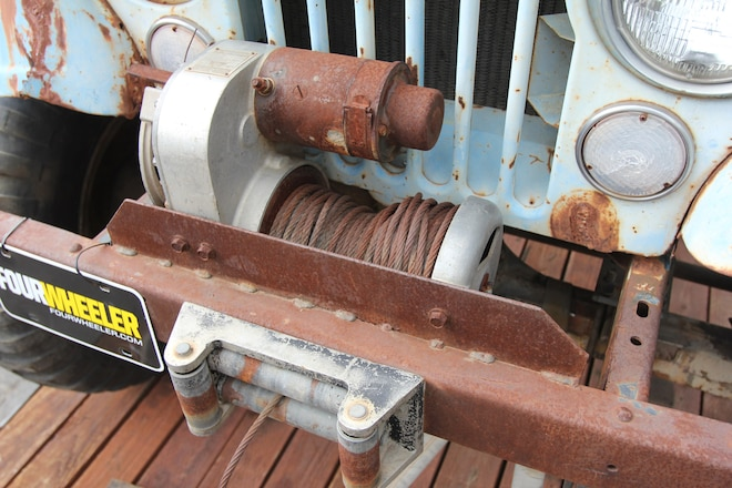 Tips for Buying a Used Electric Winch