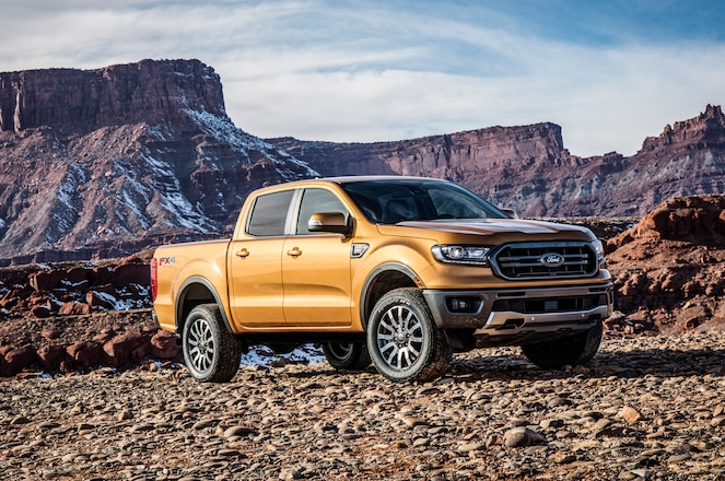 Ford Officially Launches 2019 Ranger Configurator, Base Price Sits at $25,395