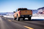 2019 ford ranger lariat fx4 exterior rear quarter 02